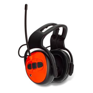 Husqvarna Høreværn med FM-radio
