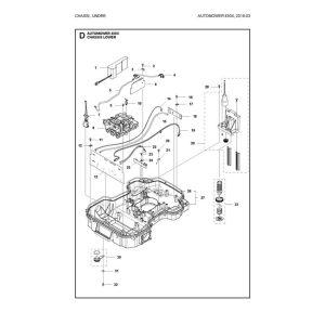 Kredskort Ultrasonic PCB