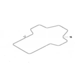 Tætningsliste chassis 105
