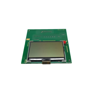 Display Kredskort PCB