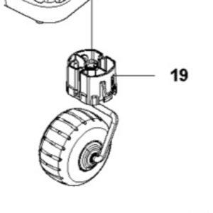Forhjul 305
